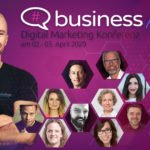 Digital Marketing Konferenz Hashtag