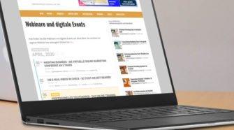 Webinare auf contentmanager.de