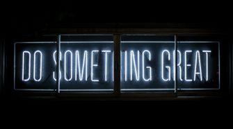 »Do Something Great« mit der richtigen Webinar-Hardware