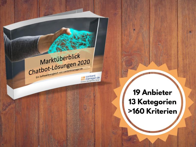 Chatbot Vergleich Marktüberblick contentmanager.de