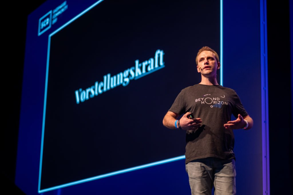 Shopware Vorstand Stefan Hamann wird die diesjährige Keynote beim Shopware Community Day präsentieren