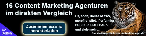 Banneranzeige-ContentMarketingAgenturen