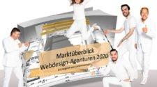 Webdesign Agenturen Vergleich