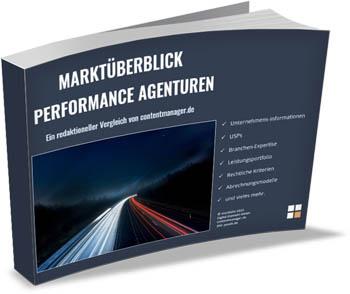 Vergleich Performance Marketing Agenturen