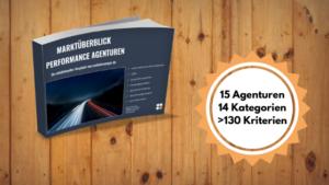 Titelbild Vergleich Performance Marketing Agenturen