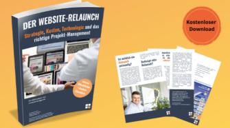 Whitepaper Website Relaunch