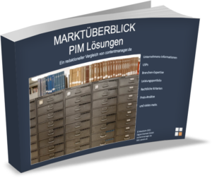 Vergleich Product Information Management