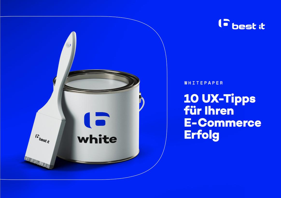 Titelbild Whitepaper UX Tipps