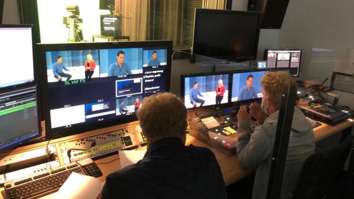 Video-Schnitt Virtuelle Events