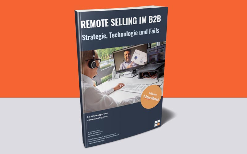 Remote Selling Whitepaper