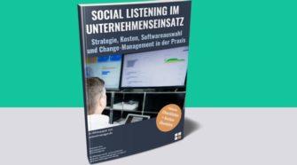 Whitepaper Social Listening im Unternehmenseinsatz