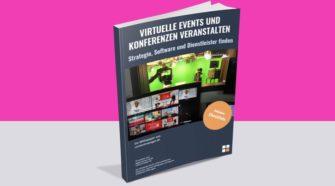 Virtuelle Events organisieren