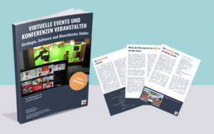 Virtuelle Events organisieren - Whitepaper