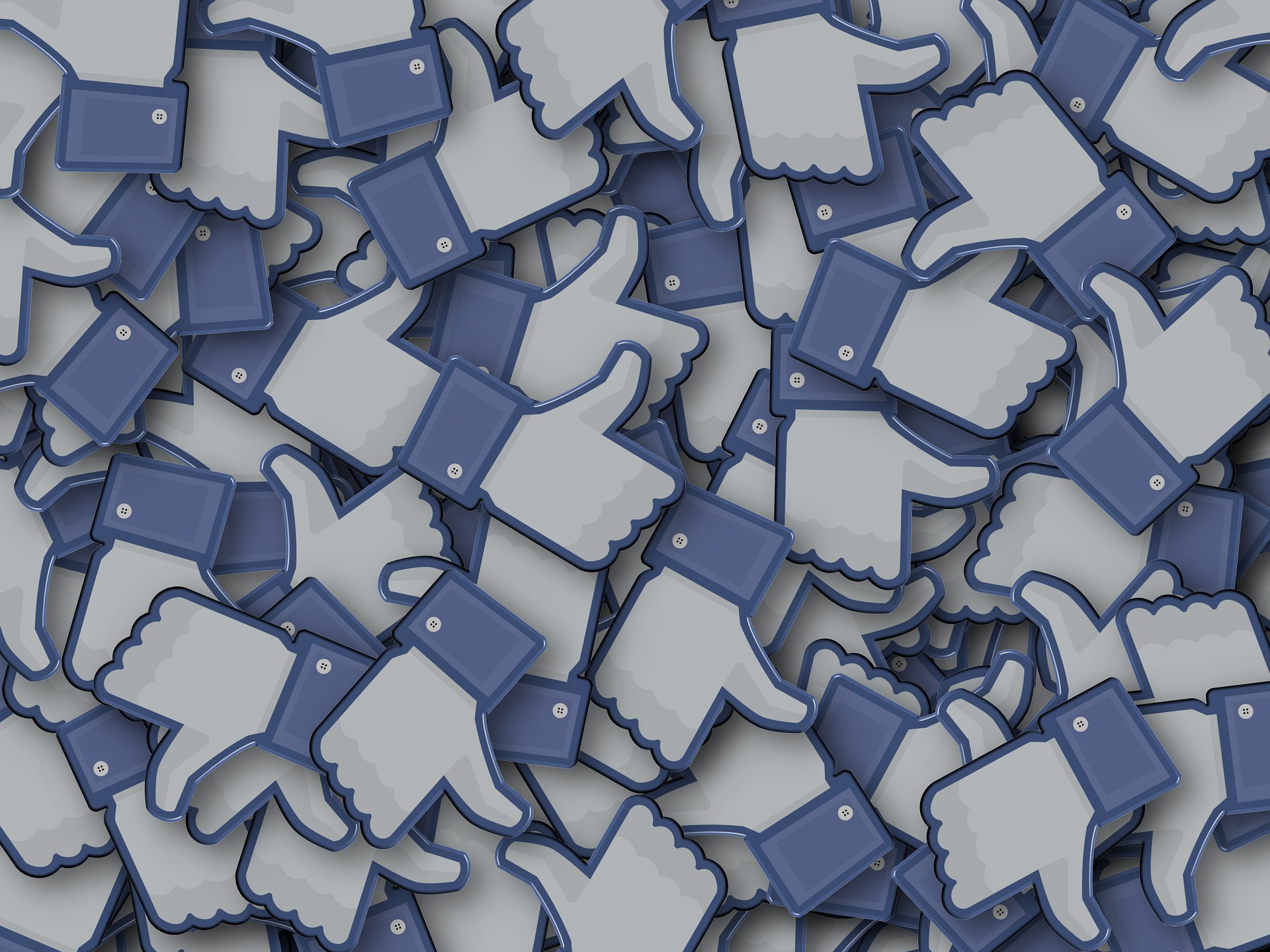 Facebook Feature Like Dislike Daumen