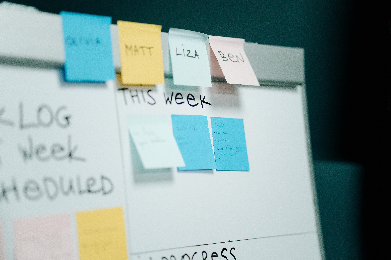 Scrum Vorteile Taskboard Projekt