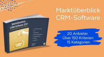 CRM Vergleich Titelbild CRM Vergleich contentmanager.de Cover