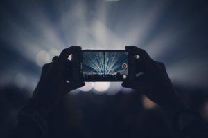 Marken Branding Video auf iPhone aufgenommen