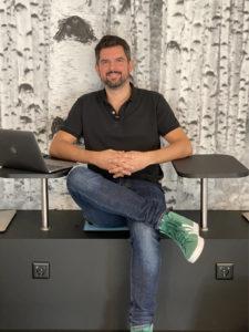 Maik Smolen Marketing Manager der SuperOffice GmbH CRM Anbieter