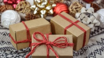 Weihnachtsgeschenk für Kunden