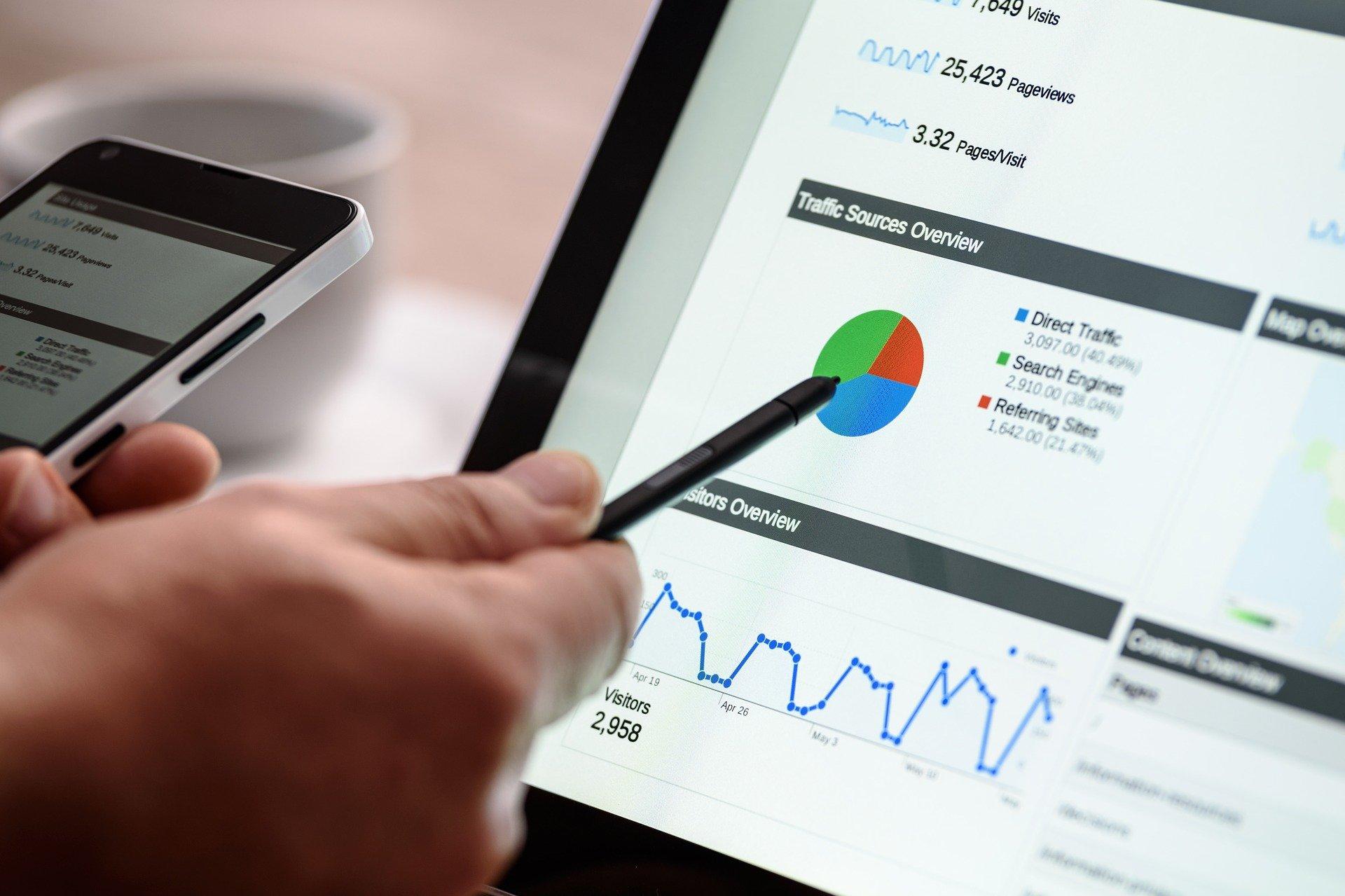 Google Performance Google Search Console Analytics Ergebnisse Screenshot