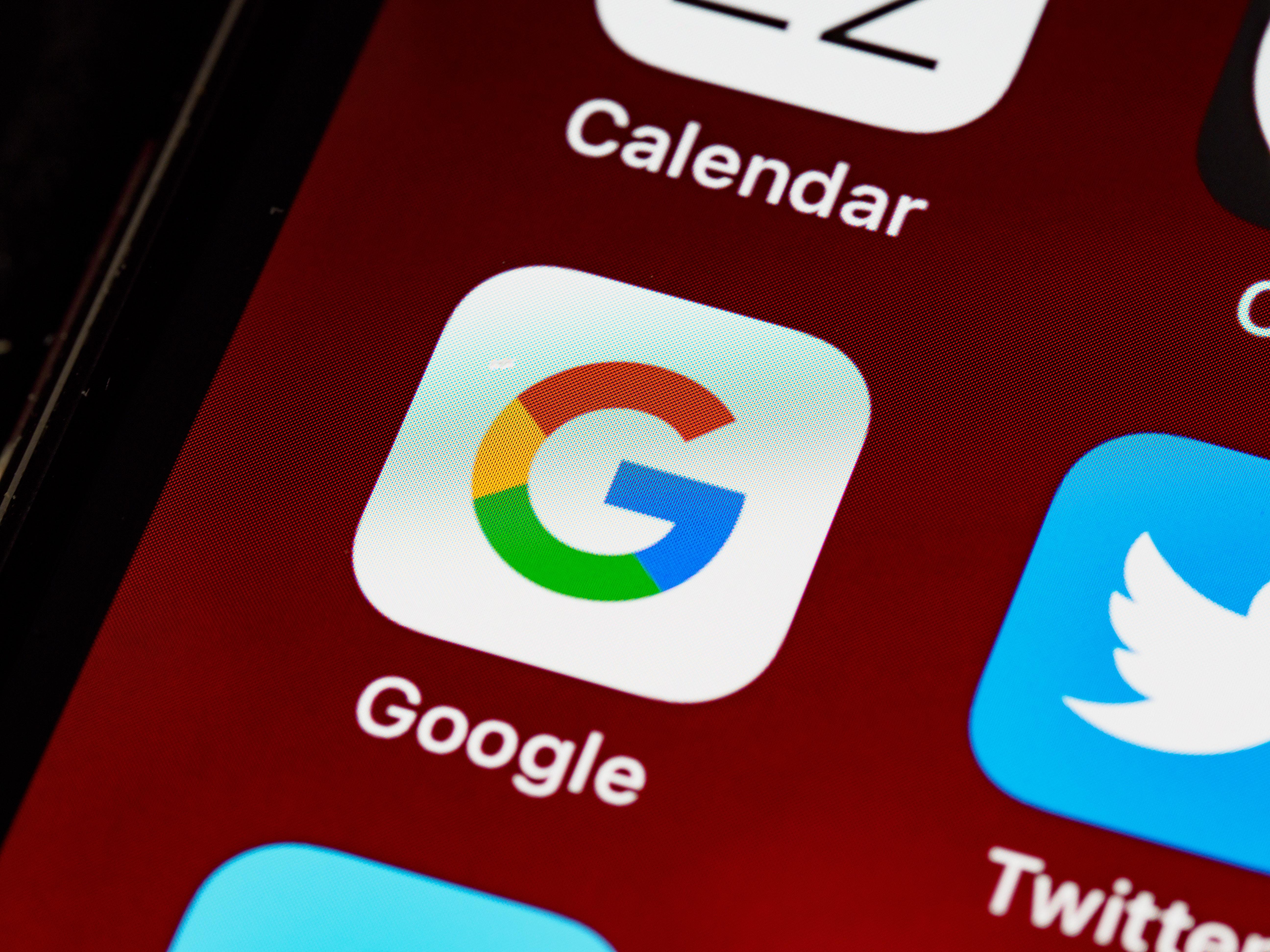 Newsletter erstellen Google Icon