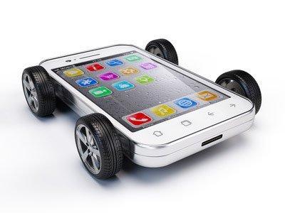 Renault mit App im neuen Auto