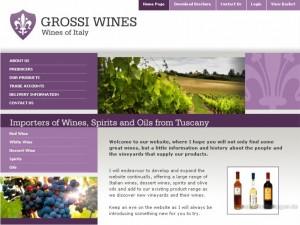 Beispiel für einen Online-Shop über das Shopsystem DashCommerce