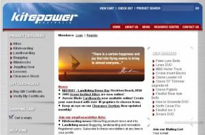 Beispiel für einen Online-Shop über das Shopsystem LiteCommerce