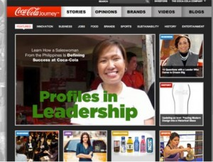 Content-Marketing am Beispiel Coca-Cola