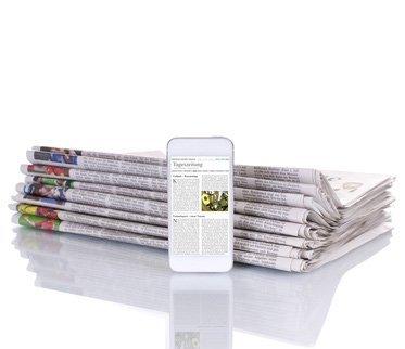 Leserzahl von eMagazinen hat sich verdreifacht
