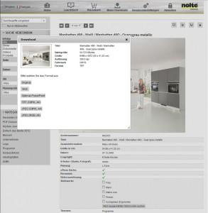 Einfaches Verteilen von Bildern durch Versand per Download-Link