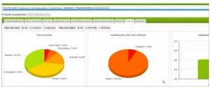 Grafische Aufbereitung des Linkprofils (Linkbutler)