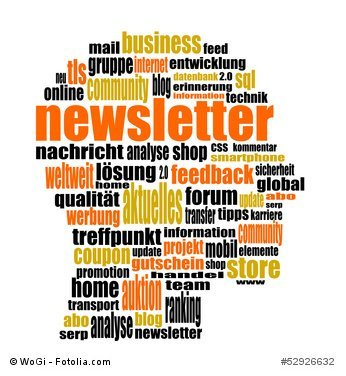 Newsletter contentmanager.de