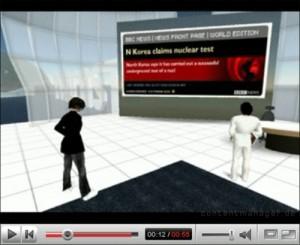 RSS-Feeds mit und ohne Medien in Second Life