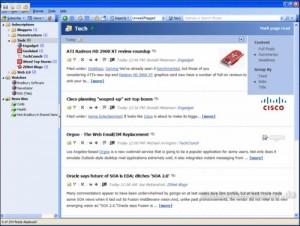 RSS-Feeds und klassischer RSS-Reader