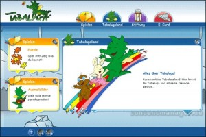 Serverseitiger Voice-Reader Tabalugaland