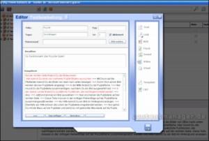 Synchronisierung von Animation und Text direkt im CMS