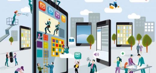 Märkte im Wandel durch Mobile und Social-Media