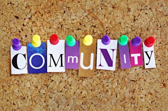 Community und CMS